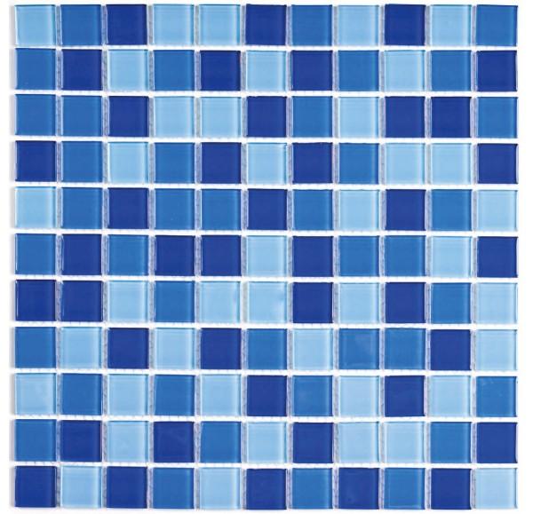 Blue wave-2  300*300  (4*25*25)