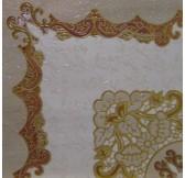 Roseton Tangram CREMA плитка керамическая 45*45