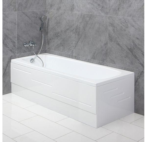 Ванна Light 170*70, каркас с установочным комплектом, фронтальная панель