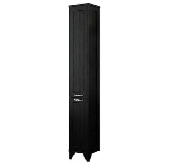 Леон Н шкаф-колонна ясень черный 1A187903LBPT0