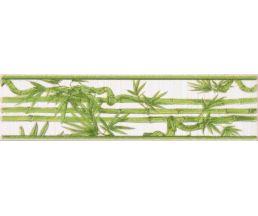 Ретро Бордюр бамбук салат 6,5*25