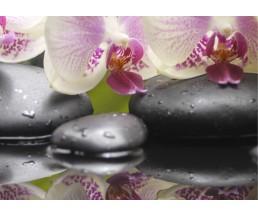 Азалия Орхидея панно часть 4  25*35