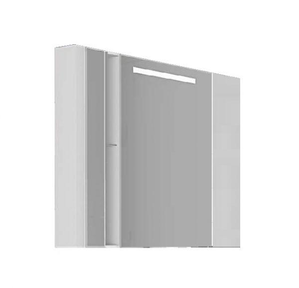 Марко 100 зеркало-шкаф 1A190402MO010