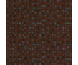Квадро плитка бордовая (пол) 42*42