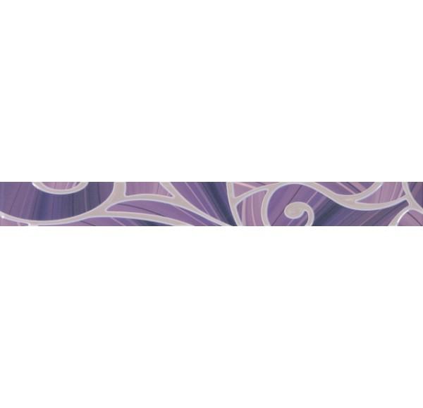 Arabeski purple border 01 60*6.5