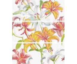 Variete bouquet Панно(3 плитки) 50.5x60.3 n028474